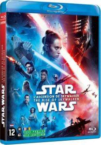 Star Wars The Rise of Skywalker blu-ray packshot