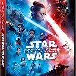 Star Wars: The Rise of Skywalker dvd packshot