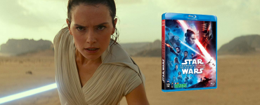Star Wars: The Rise of Skywalker blu-ray winactie - Modern Myths