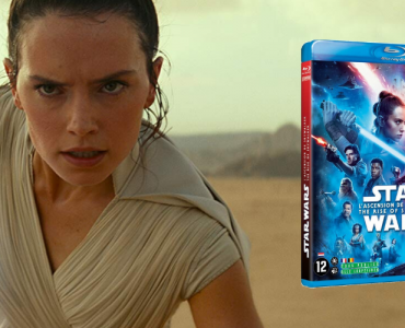 Star Wars: The Rise of Skywalker blu-ray winactie - Modern Myths