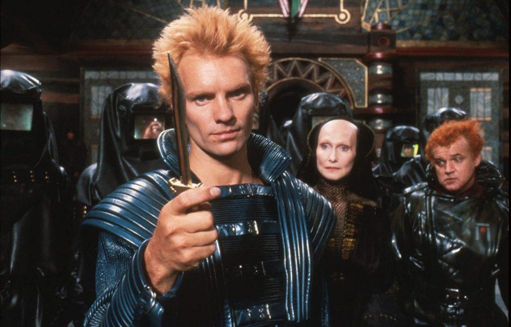 Sting in Dune 1984