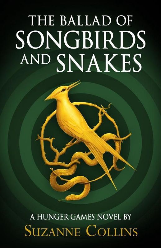 The Ballad of Songbirds and Snakes cover ENG