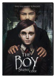 The Boy Brahms' Curse dvd recensie - dvd packshot