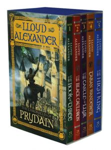 The Chronicles of Prydain collection
