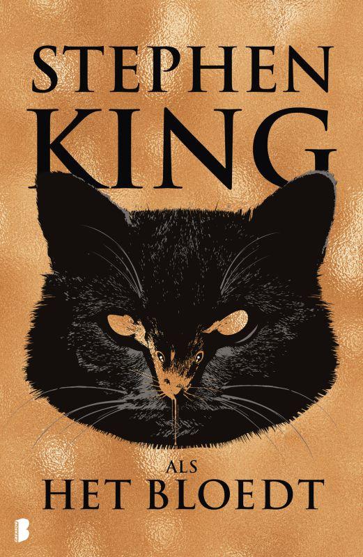 Als het Bloedt recensie - Stephen King cover NL