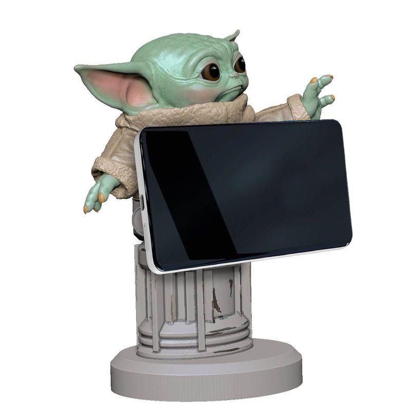 Baby Yoda The Child Cable Guy - Zavvi detail