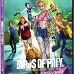 Birds of Prey op blu-ray recensie - 4K UHD packshot