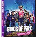Birds of Prey op blu-ray recensie - dvd packshot