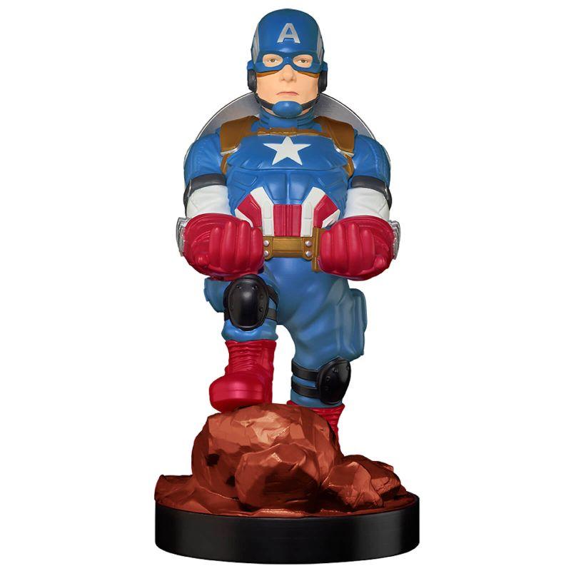 Captain America Cable Guy - Zavvi detail
