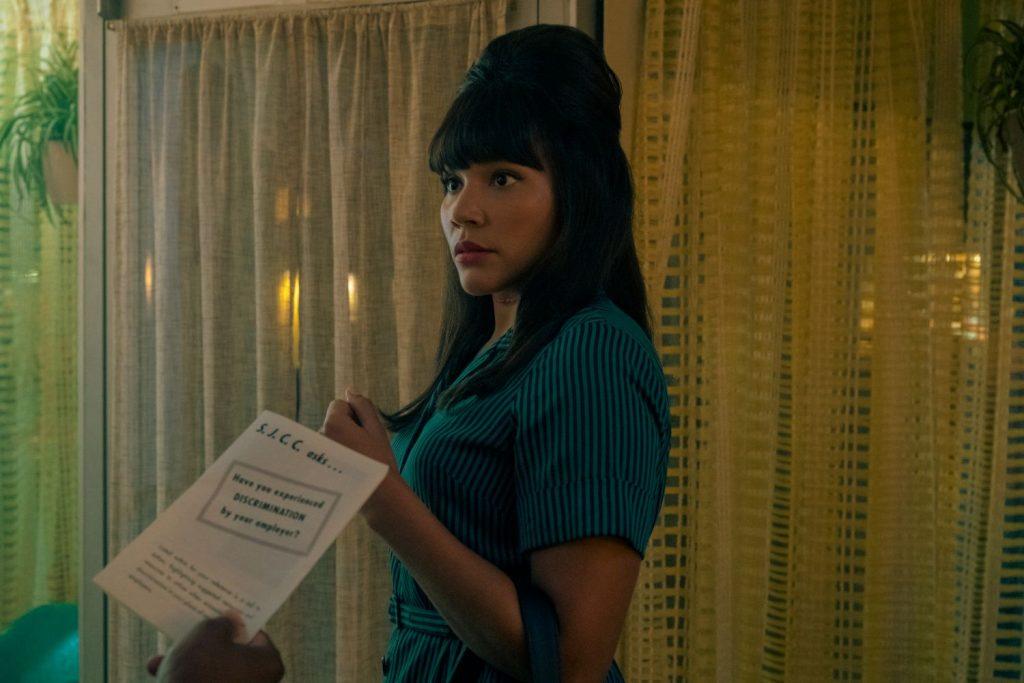Emmy Raver-Lampman - Allison Hargreeves