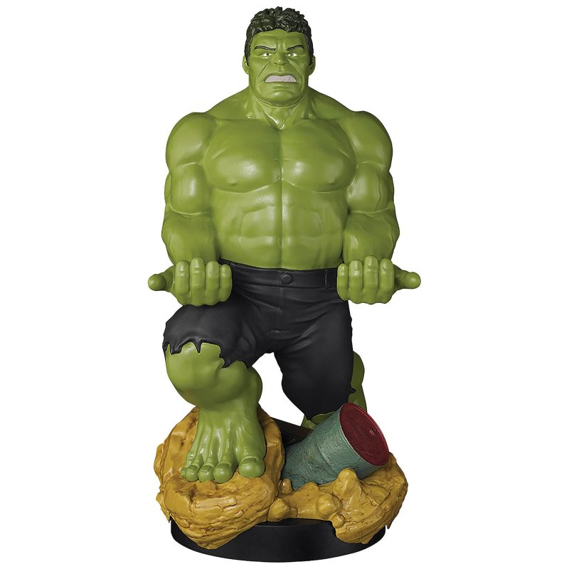 Hulk Cable Guy - Zavvi detail