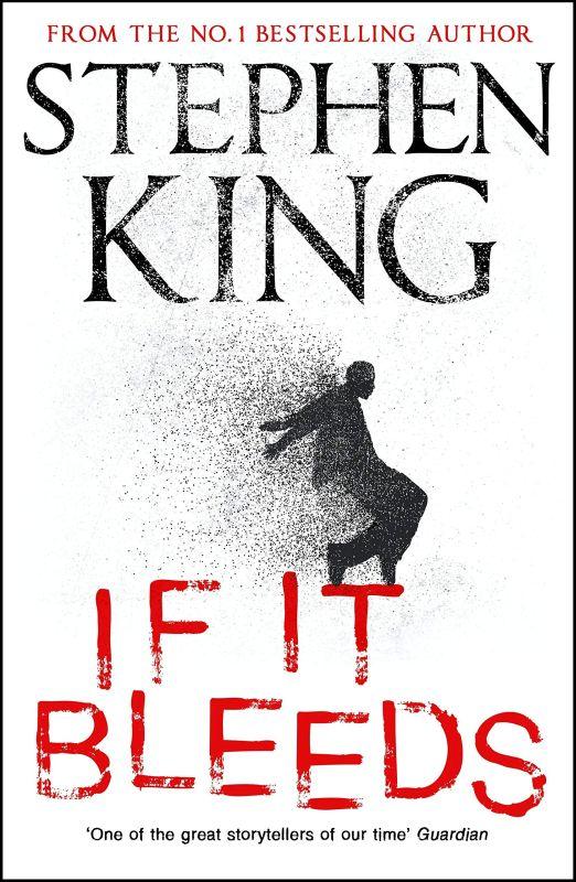 Als het Bloedt recensie - If it Bleeds - Stephen King cover ENG