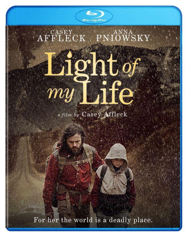 Light of My Life recensie - blu-ray packshot