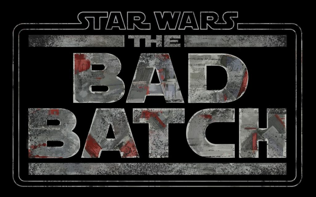 Modern Myths Nieuws 2020: Week 28 - 29 - Star Wars: The Bad Batch logo