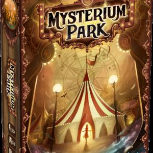 Mysterium Park bordspel - packshot