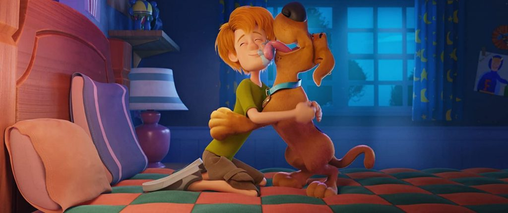 Scoob recensie - Young Shaggy en Scooby
