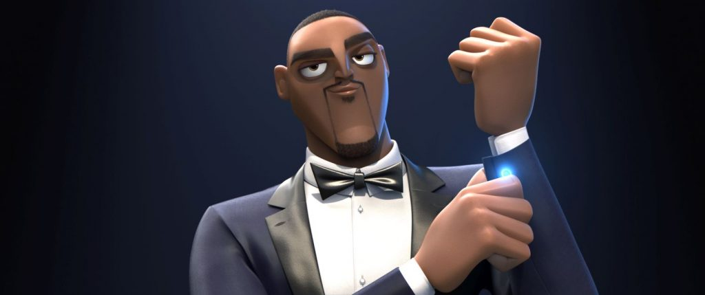 Spies in Disguise recensie - Lance
