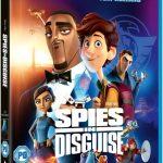 Spies in Disguise recensie - blu-ray packshot