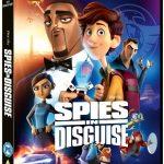 Spies in Disguise recensie - dvd packshot
