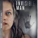 The Invisible Man recensie - dvd packshot