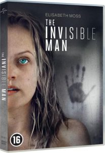 The Invisible Man recensie - dvd packshot