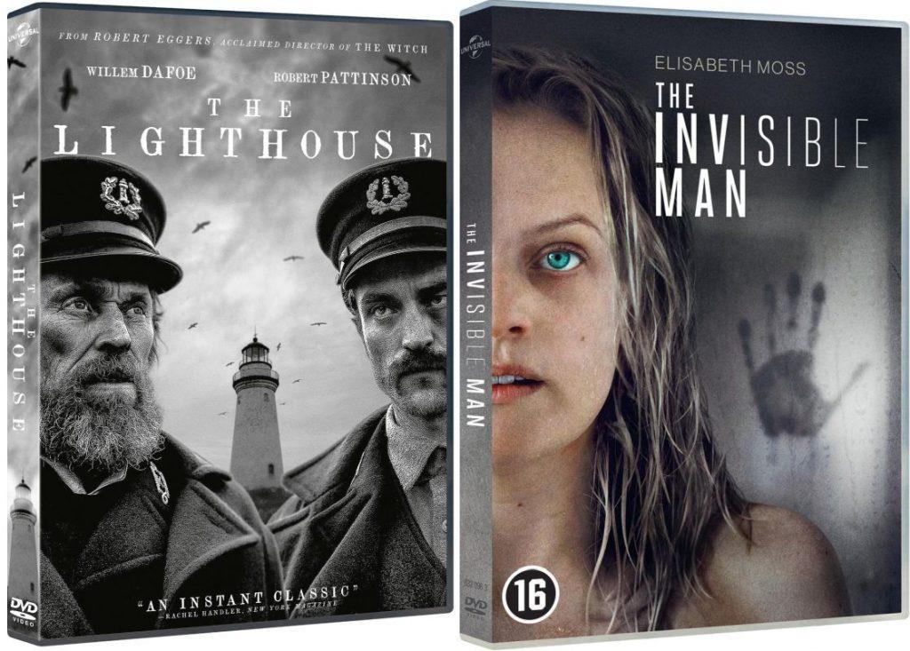 Universal horror dvd winactie - prijzen
