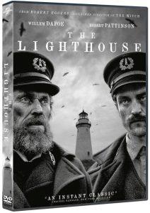 The Lighthouse dvd recensie - dvd packshot
