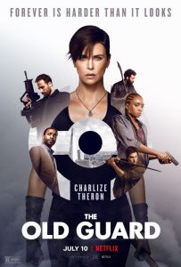 The Old Guard recensie - Poster
