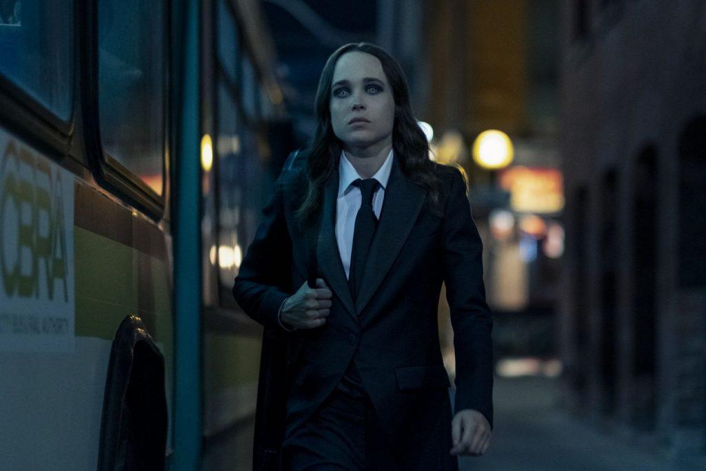 The Umbrella Academy - Ellen Page