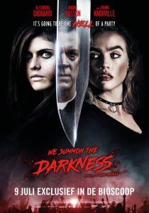We Summon the Darkness recensie - poster