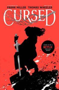 Cursed graphic novel - Frank Miller en Tom Wheeler