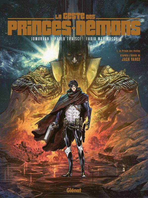 Modern Myths Nieuws 2020: Week 30-31 - Duivelsprinsen - Franstalige cover