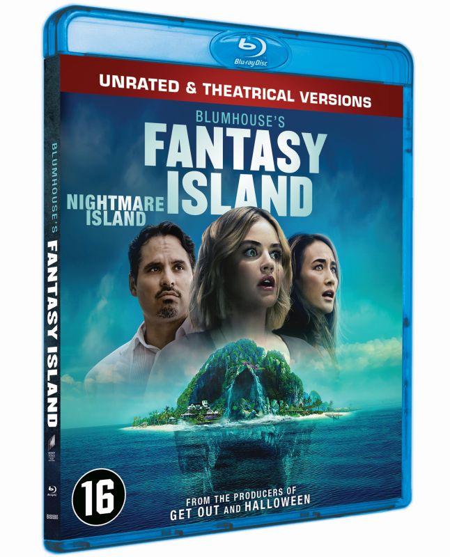 Fantasy Island blu-ray recensie - blu-ray packshot