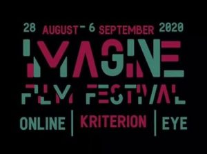 Imagine Film Festival 2020 - logo hybrid