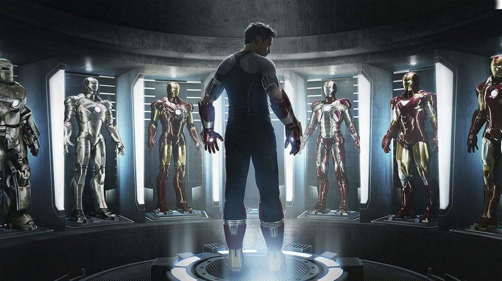 Iron Man 3 - The Iron Legion