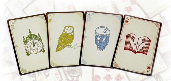 Labyrinth kaartspel - Kaarten 2