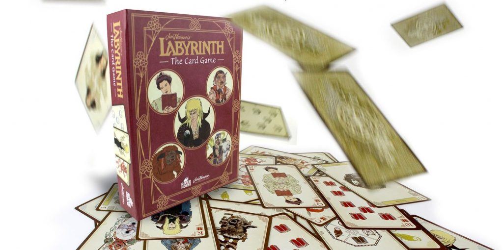 Labyrinth kaartspel - Modern Myths