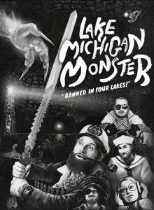 Lake Michigan Monster recensie - poster