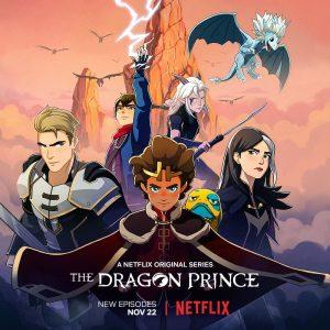 Modern Myths Nieuws 2020: Week 30-31 - Netflix De Drakenprins
