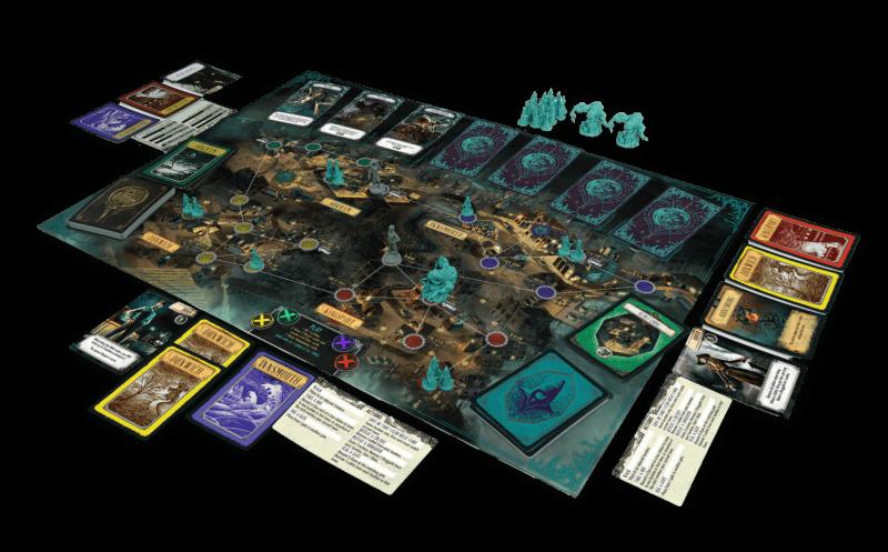 Pandemic Reign of Cthulhu recensie speloverzicht