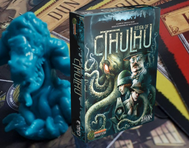 Pandemic: Reign of Cthulhu recensie - Modern Myths
