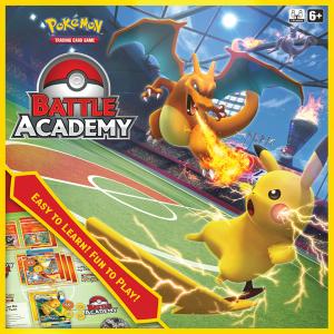 Pokémon TCG Battle Academy - packshot