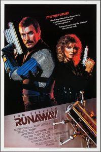 Imagine Film Festival interview: Runaway (1984)