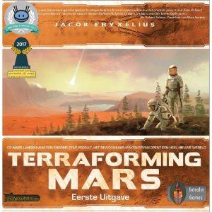 Terraforming Mars bordspel - Modern Myths