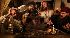 Castlefest 2021 - The Dread Crew of Oddwood- Modern Myths