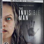 The Invisible Man recensie - 4K UHD packshot
