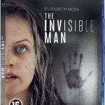 The Invisible Man recensie - blu-ray packshot