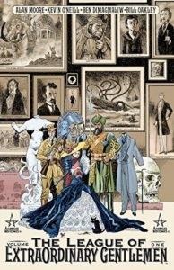 The League of Extraordinary Gentlemen cover