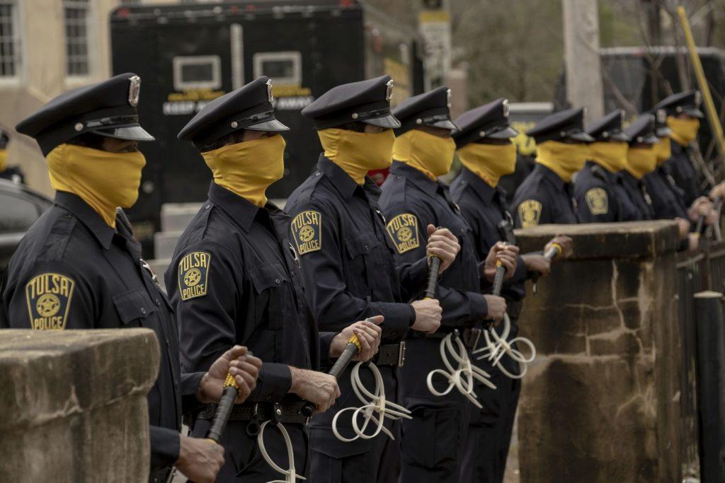 Tulsa politiemacht