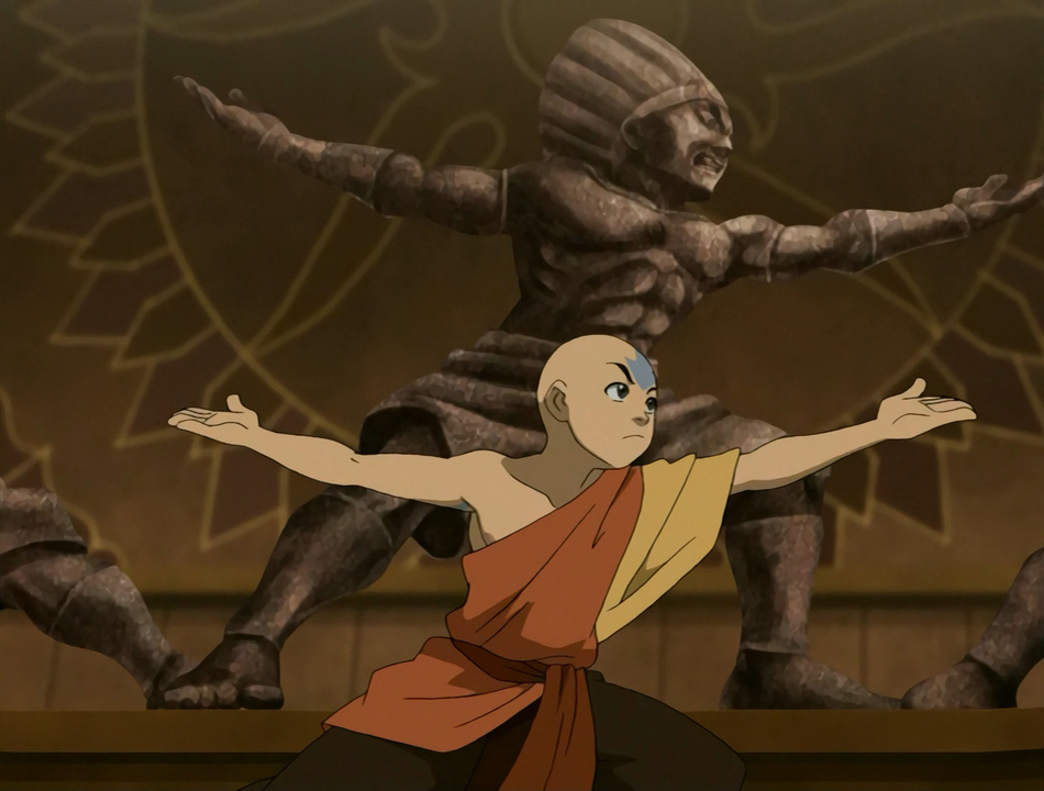 Aang - Oosterse vechtkunst